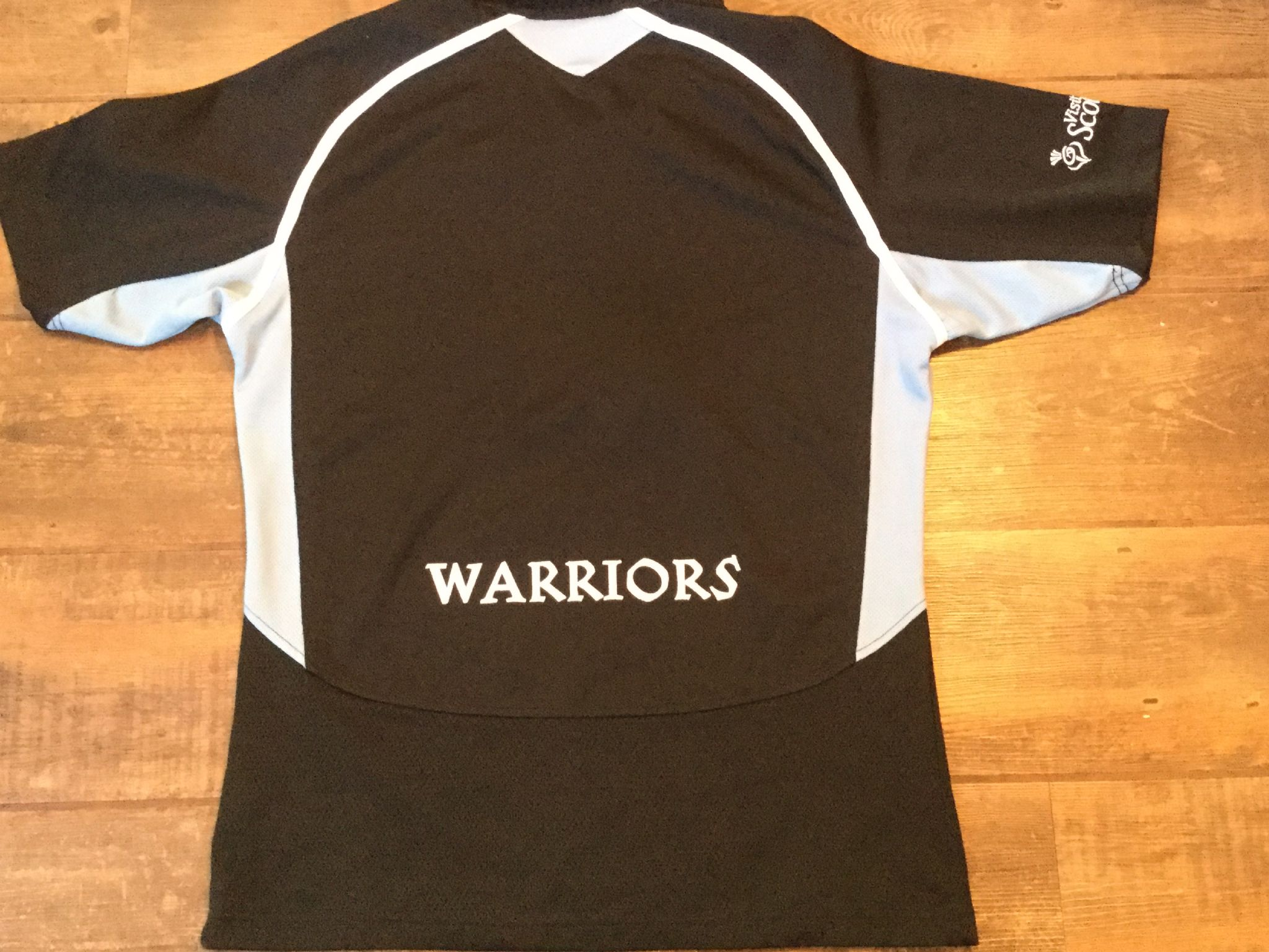cheaper df08e 2866c Classic Rugby Shirts | 2007 Glasgow Warriors Vintage Old Jerseys